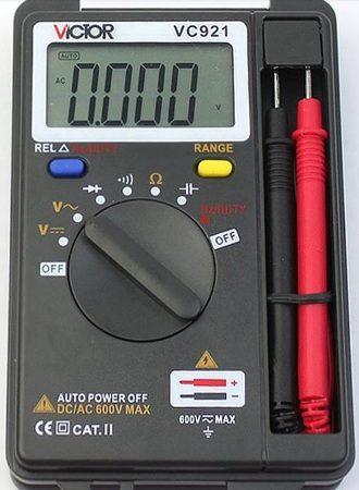 Мультиметр VICTOR VC921