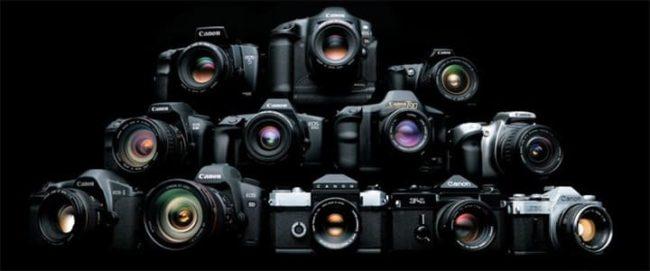 Как выбрать зеркальный фотоаппарат для начинающих