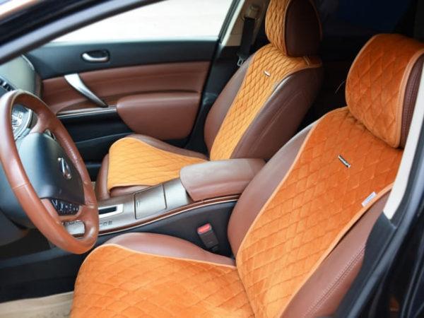 Защитите себя от переохлаждения за рулем с помощью специальной греющей накидки на автокресло