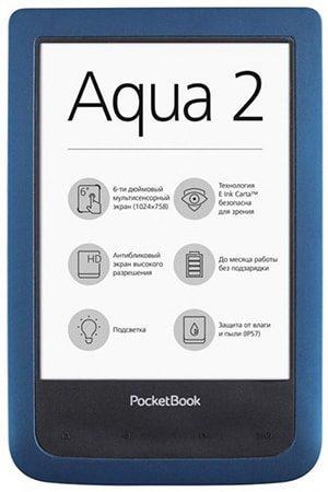 PocketBook 641 Aqua 2