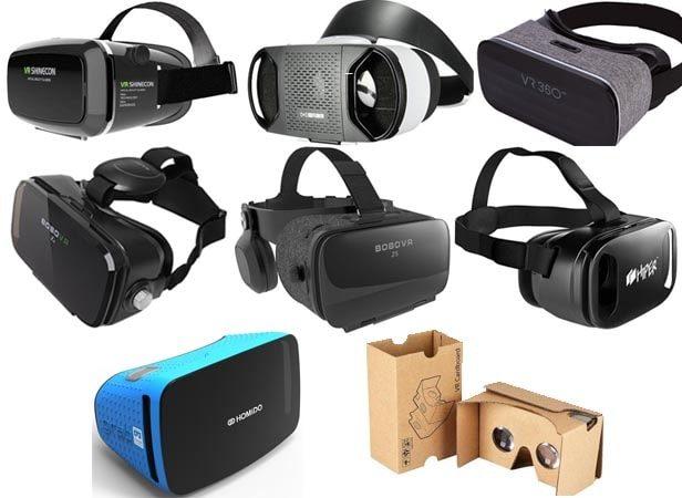 Недорогие очки виртуальной реальности для телефона – ТОП-8 лучших моделей