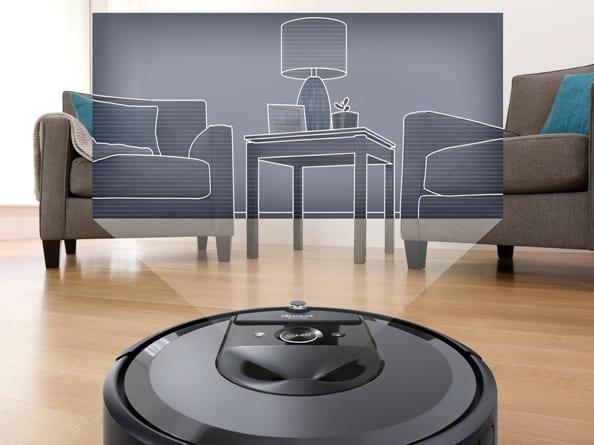 Система навигации отвечает за ориентацию робота в пространстве