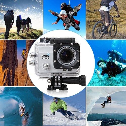 Возможные варианты использования экшен-камер
